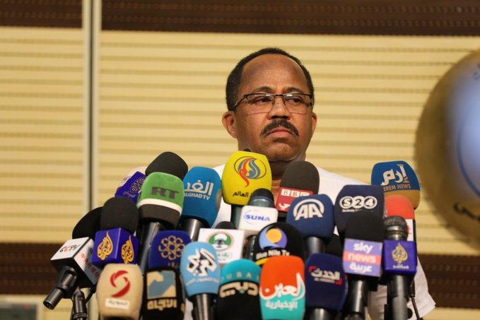 وزارة الصحة الاتحادية تؤكد اول حالة وفاة  بمرض الكورونا فى السودان