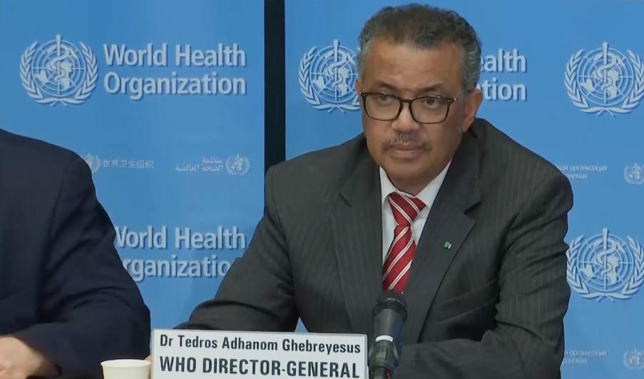 منظمة الصحة العالمية تصنف كورونا الجديد  كوباء عالمى