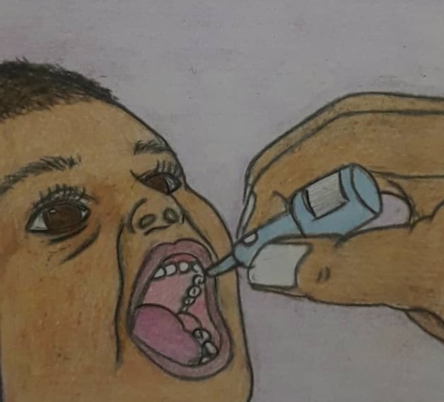 لقاح شلل الأطفال